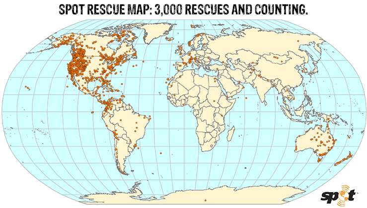 rescue map